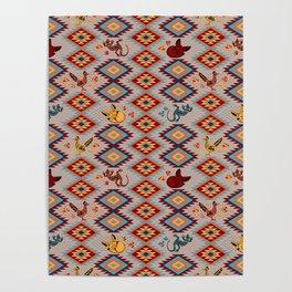 Desert World Poster