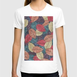 Let the Leaves Fall #03 T-shirt