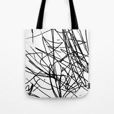 Daisy Scribble Tote Bag