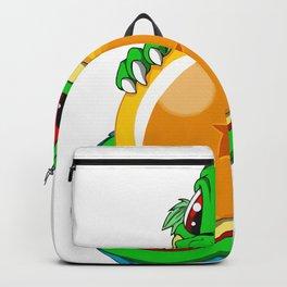Baby dragon dragon ball Backpack