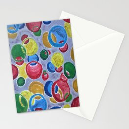 Bubble Dreams Stationery Cards