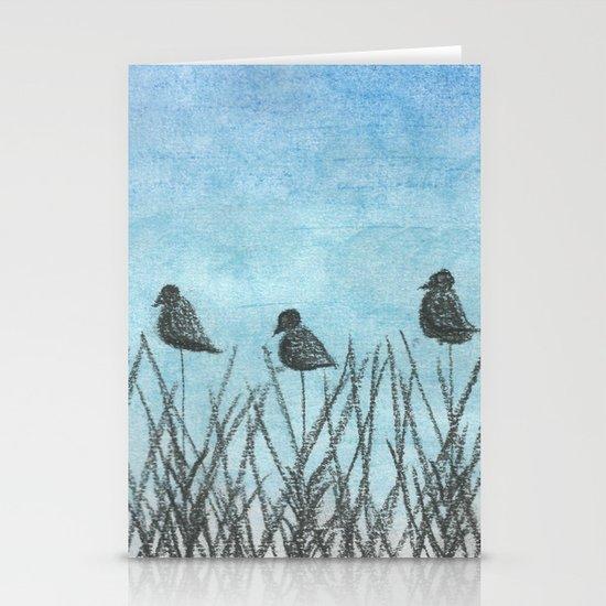 Seven Ravens Stationery Cards