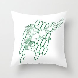 SFV CAMMY Throw Pillow
