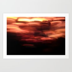 HellFire 003 Art Print