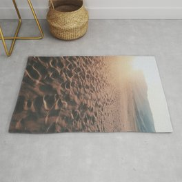 Desert Footprints Rug