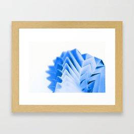 Timorous Chord Framed Art Print