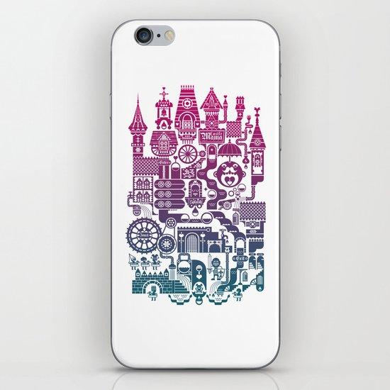 Castle Mama iPhone Skin