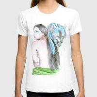 indie T-shirts featuring Indie by Tamara Kajper