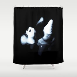 Koopa Troopa Shower Curtain