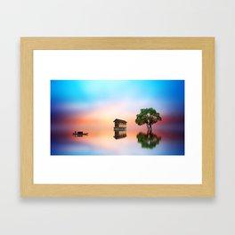 Li Jiang Guilin China Ultra HD Framed Art Print