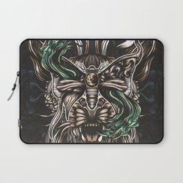 Moth and tiger Laptop Sleeve
