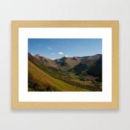 Glen Nevis Framed Art Print