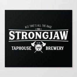 Grog Strongjaw Canvas Print