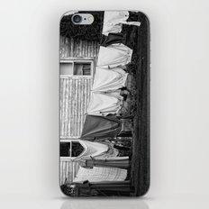 Amish Laundry iPhone & iPod Skin