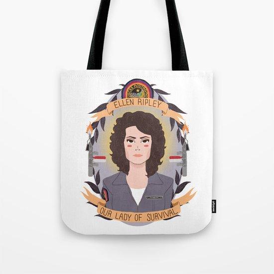Ellen Ripley Tote Bag