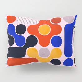 Mid-century no5 Pillow Sham