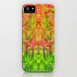 Hot Summer Rain iPhone Case