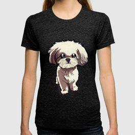 Alice (Shih Tzu) T-shirt