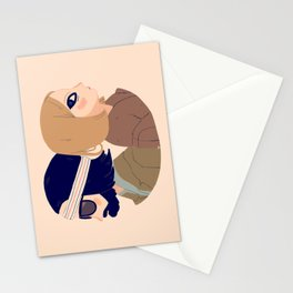 Margot and Richie Stationery Cards