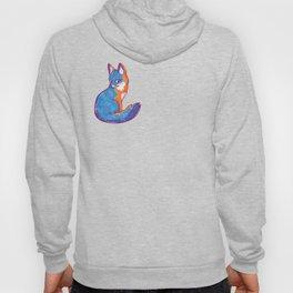 Magical Gray Fox Hoody