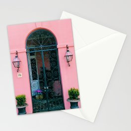 The Pink House Stationery Cards