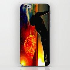 Radiant Sunset iPhone & iPod Skin