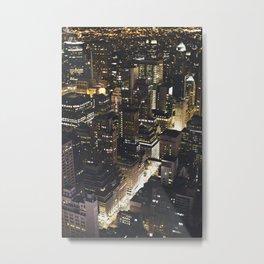 Goodnight New York part II Metal Print