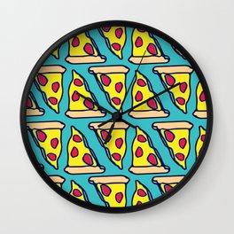 Not To Be Cheesy Wall Clock