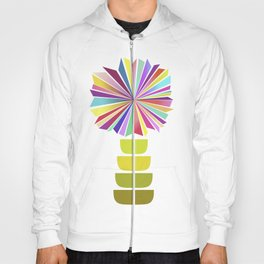 70ies flower No. 2 Hoody