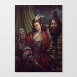 Judith Canvas Print