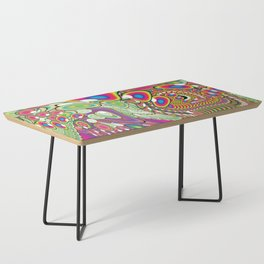 Source Study Coffee Table