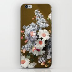 Autumn daisies iPhone & iPod Skin