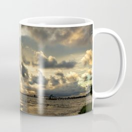 Golden Summer Evening Coffee Mug