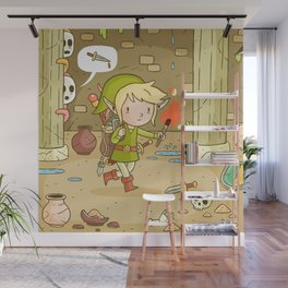 A Link to the past Wall Mural