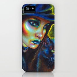 My spirit animal iPhone Case