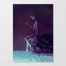 My Name is Little One Canvas Print