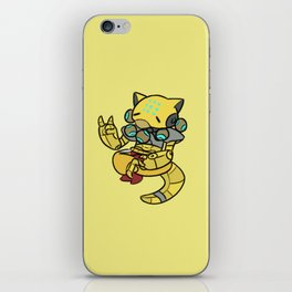 Zenyabra iPhone Skin