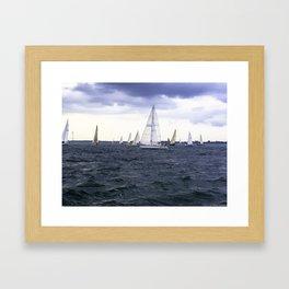 Windmill Point 2  Framed Art Print