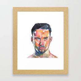 Channing Framed Art Print