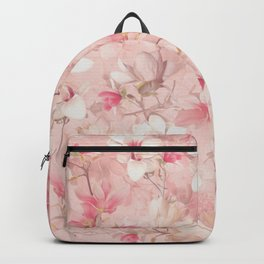 PINK MAGNOLIAS Backpack