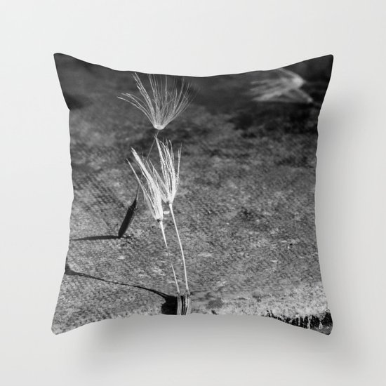 hold me up Throw Pillow
