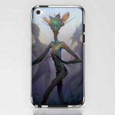 Twisted Wisp Eaters iPhone & iPod Skin