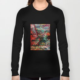 Deep Shiva Lingam-Rupture Long Sleeve T-shirt