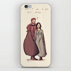 I'm hers iPhone & iPod Skin