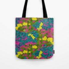 Jungle mix Tote Bag