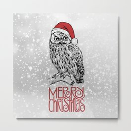 Merry Christmas II Metal Print