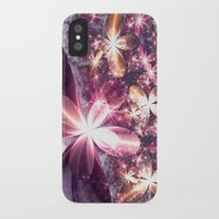 sparkles iPhone & iPod Cases featuring Sparkles by Keila Neokow