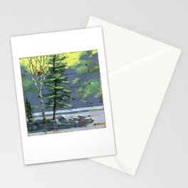 eagle's nest Stationery Cards