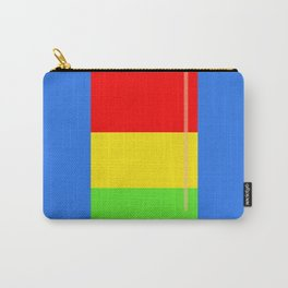 Popsicle fun art Carry-All Pouch