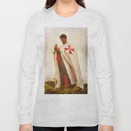 Knights Templar Long Sleeve T-shirt